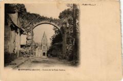 Montfort-L'Amaury Ruines de la Porte Dardou - Montfort-l'Amaury