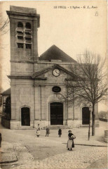 Le Pecq Eglise - Le Pecq