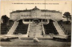 Rochefort-en-Yvelines Le Chateau et les Cascades - Rochefort-en-Yvelines