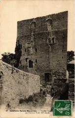 Conflans-Sainte-Honorine Vieille Tour au Chateau Fort - Conflans-Sainte-Honorine
