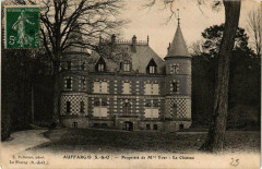 Auffargis Propriete de Mme Yver - Le Chateau - Auffargis