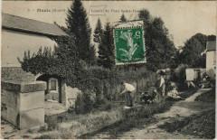 Maule Lavoir du Pont - Maule