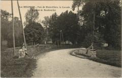 Les Mesnuls Parc de Blainvilliers Cascade - Les Mesnuls