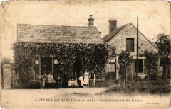 St-Benoist-Auffargis - Cafe-Restaurant des Rosiers - Auffargis