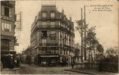 Maisons-Laffitte - Avenues de Poissy 78 Maisons-Laffitte