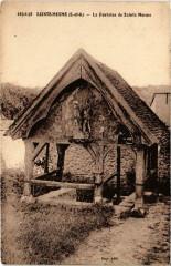 Sainte-Mesme - La Fontaine de Sainte-Mesme - Sainte-Mesme