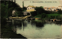Maisons-Laffitte - Bords de Seine - Les Bains 78 Maisons-Laffitte