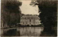 Plaisir - Le Chateau - Cote du Grand Canal - Plaisir