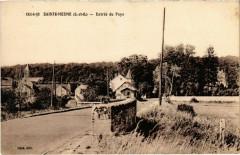 Sainte-Mesme - Entrée du Pays - Sainte-Mesme