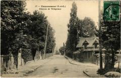 Vaucresson - Chemin de Villepreux - Villepreux
