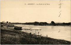 Andresy - Les Bords de la Seine - Andrésy