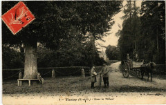 Thoiry - Sous le Tilleul - Thoiry