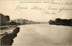 Conflans-Sainte-Honorine - Panorama - Conflans-Sainte-Honorine