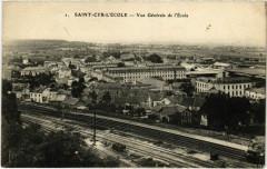 Saint-Cyr-L'Ecole - Vue générale de l'Ecole - Saint-Cyr-l'École