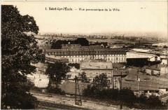 Saint-Cyr-l'Ecole - Vue panoramique de la Ville - Saint-Cyr-l'École