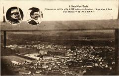 Saint-Cyr-l'Ecole - Comme on voit la ville a 300 metres des hauteur - Saint-Cyr-l'École
