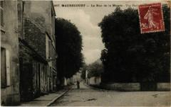 Maurecourt - La Rue de la Mairie - Vise Paris - Maurecourt