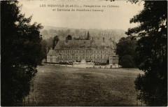 Les Mesnuls - Perspective du Chateau et Env. de Montfort-l'Amau - Les Mesnuls