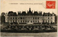 Sonchamp - Chateau de Pinceloup grande facade - Sonchamp