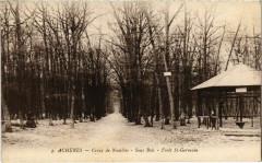 Acheres - Croix de Noailles - Sous Bois - Foret St-Germain - Achères