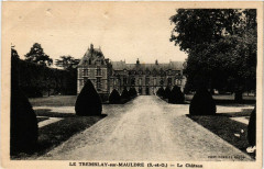 Le Tremblay-sur-Mauldre - Le Chateau - Le Tremblay-sur-Mauldre