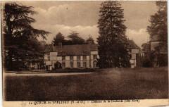 La Queue-les-Yvelines - Chateau de la Couharde (cote - La Queue-les-Yvelines