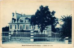 Saint-Arnoult-en-Yvelines - Chateau de Laleu - Saint-Arnoult-en-Yvelines