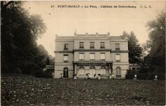Port-Marly - Le Pecq - Chateau de Grandchamp - Grandchamp