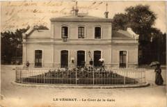 Le Vesinet - Le Cour de la Gare - Le Vésinet