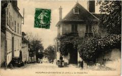 Neauphle-le-Chateau - La Grande Rue - Neauphle-le-Château