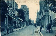 Le Vesinet - Rue du Marechal-Foch - Le Vésinet