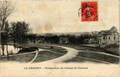Le Vesinet - Perspective du Champ de Courses - Le Vésinet