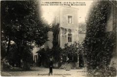 Villepreux (S.& O.) - Le Prieure ancien couvent des Peres - Villepreux
