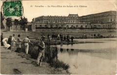 La Pièce d'Eau des Suisses et le Château - Versailles