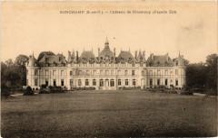 Sonchamp - Chateau de Pinceloup (Facade Est) - Sonchamp