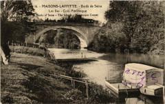 Maisons-Laffitte - Bords de Seine - Les Iles - Coin Pitt. 78 Maisons-Laffitte
