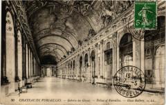Chateau de Versailles - Galerie des Glaces - Versailles