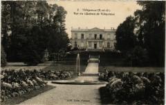 Villepreux - Vue du Chateau de Villepreux - Villepreux