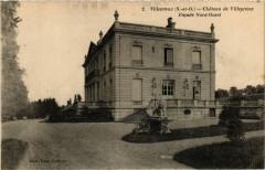 Villepreux - Chateau de Villepreux - Facade Nord-Ouest - Villepreux