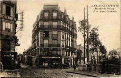 Maisons-Laffitte - Avenue de Poissy et de St-Germain 78 Maisons-Laffitte