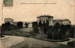 Rochefort-en-Yvelines - Le Chateau vue générale - Rochefort-en-Yvelines
