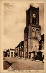 Neauphle-le-Chateau (S et O.) - L' Eglise - Neauphle-le-Château
