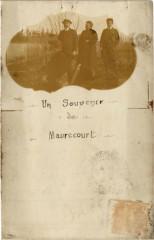 Un Souvenir de Maurecourt - carte photo - Maurecourt