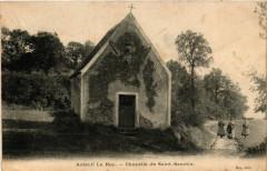 Auteuil Le Roy - Chapelle de St-Sanctin - Auteuil