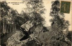 Auffargis - Les Roches - Auffargis
