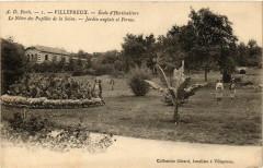 Villepreux Ecole d'Horticulture Le Notre des Pupilles de la Seine - Villepreux