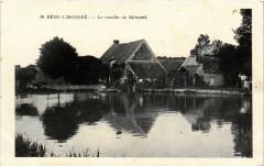 Saint-Remy-L'Honore - Le moulin de Bicherel - Saint-Rémy-l'Honoré
