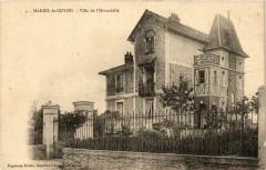 Mareil-le-Guyon - Villa de l'Hirondelle - Mareil-le-Guyon