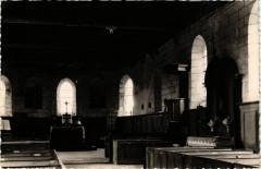 Mittainville - Interieur de l'Eglise - Mittainville