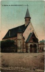 L'Eglise de Maurecourt - Maurecourt